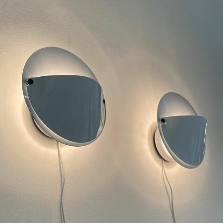 Set Giovi  Wandlampen van Achille Castiglioni voor Flos, 1980s