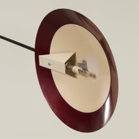Hengellamp met Contragewicht van Herda Lampen, 1980s