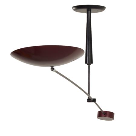 Hengellamp met Contragewicht van Herda Lampen, 1980s | Vintage Design