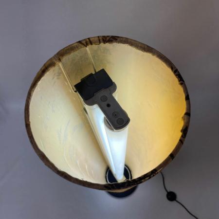 Cilindervormige Vloerlamp van Philips, 1970s