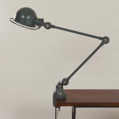 Bureauklemlamp van Jean-Louis Domecq voor Jieldé, 1950s