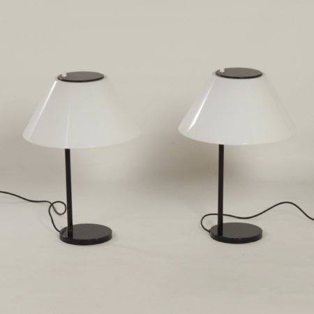 Tafellampen Combi van Per Iversen voor Louis Poulsen, 1960s – 1ste Editie